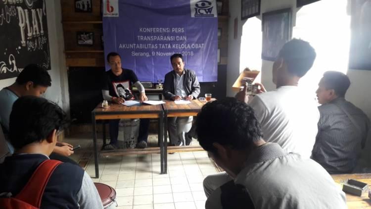 BPJS Defisit, Tata Kelola Obat di Banten Wajib Transparan