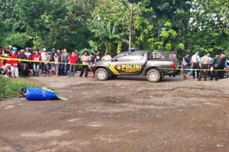 Ex Wartawan Rakyat Merdeka Ditemukan Tewas Dalam Drum