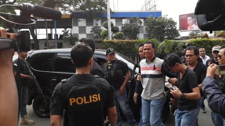Terkait Kasus Lahan di Kalideres  Hercules Ditangkap Tim Jatanras Polres Jakbar