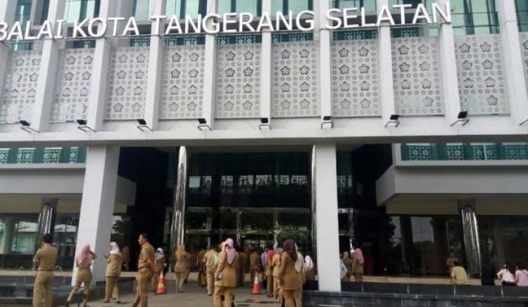 Rekom Kemendagri, Paling Lambat Desember 2018 Tak Ada Lagi Plt Lurah dari Honorer di Tangsel