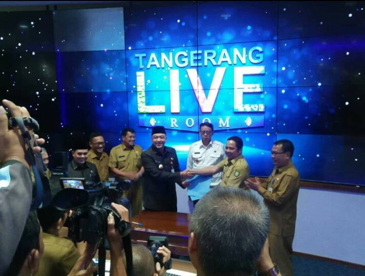 Zaki: PDAM TKR dan RSUD Tidak Diserahkan ke Kota Tangerang!