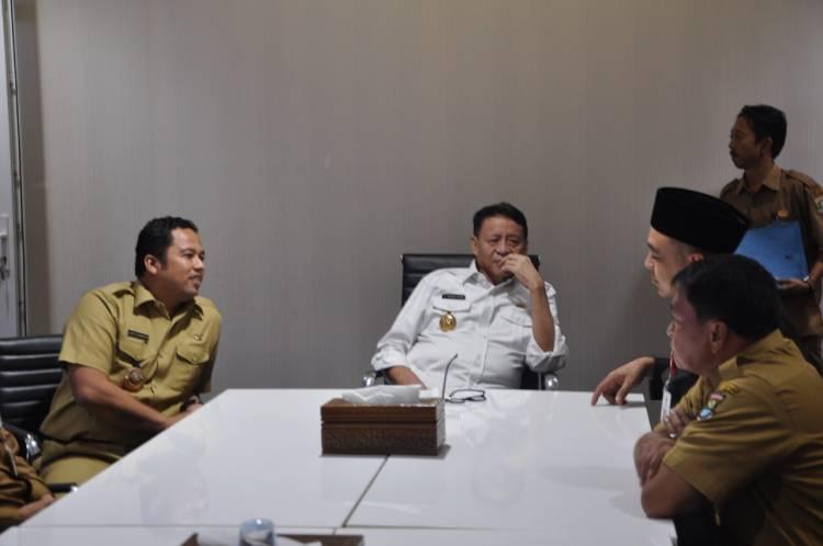 Gubernur Banten : Aset Pemkot dan Pemkab Tangerang Resmi Diserahkan