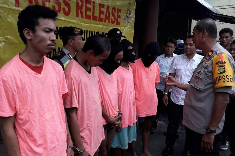 Waspada..! 'Komplotan Nona' Incar Pendatang di Tanjung Priok