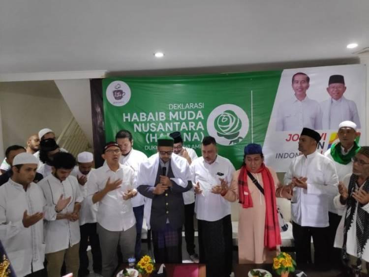 Barisan Habib Muda Dukung Jokowi, Siap Menangkan Pilpres