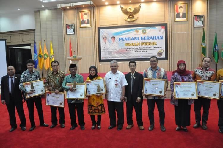 WH Dorong Keterbukaan Informasi Sesuai Visi Misi Banten