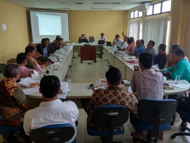 Disnaker Kab Tangerang Digeruduk Buruh, Kawal Pleno Upah Sektoral