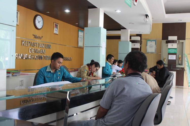 Asiik..!  DPMPTSP Tangsel Buka Layanan Perizinan IMB saat Weekend