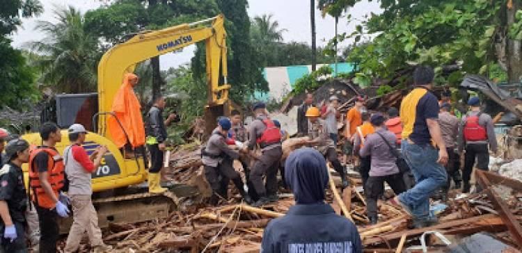 Minggu Pukul 18.00 WIB, Korban Tsunami Banten Capai 176 Meninggal