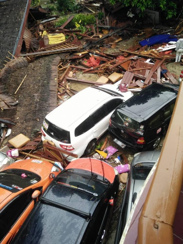 Tsunami Banten dinilai Fenomena Langka, Ilmuan Luar Negeri Kepincut Teliti
