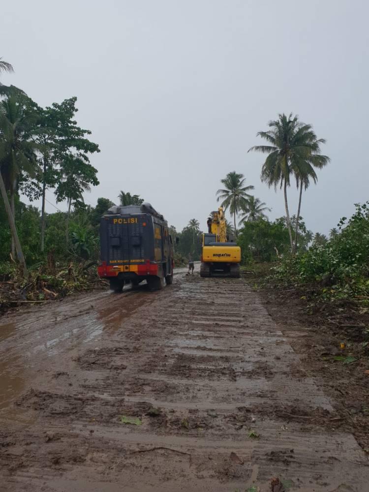 Pemprov Banten Sebar Dapur Umum di Lokasi Pengungsian