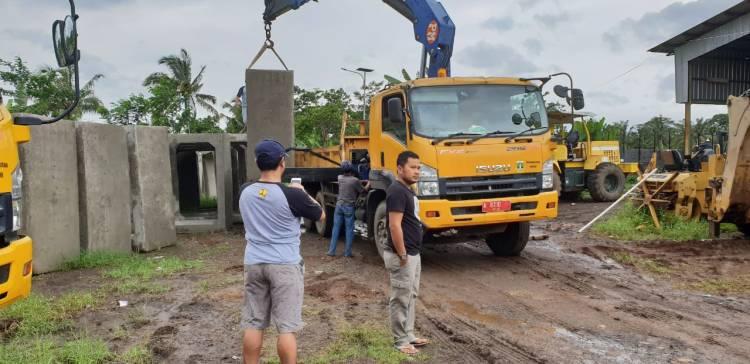 Sumur Kab Pandeglang 'Under Control', Tim Terpadu Geber Proses Penanganan Dampak Tsunami