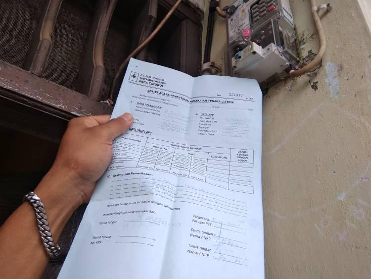 Tak Kunjung Diganti, PLNKota Tangerang Diminta Jangan Bohongi Warga