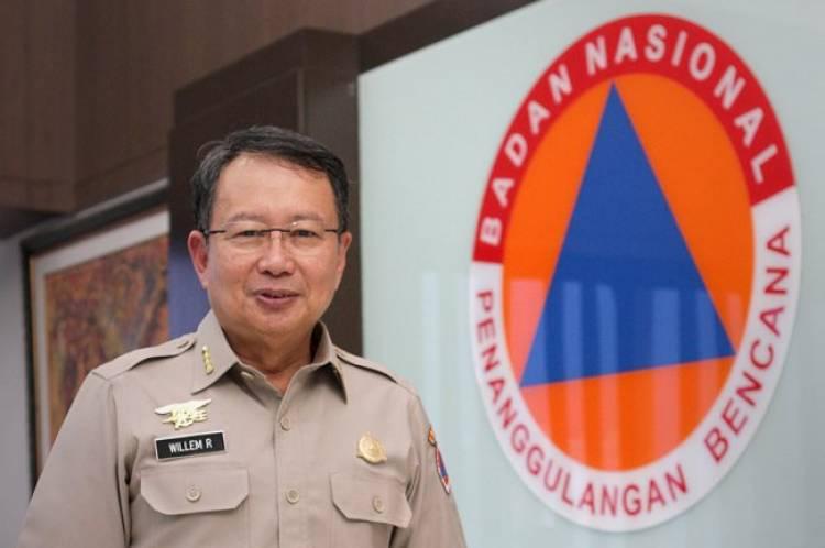 Tsunami Banten dan Longsor Sukabumi Makan Tumbal, Kepala BNPB Dicopot Jokowi