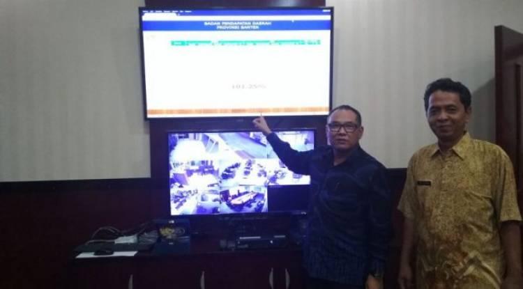 Pendapatan 2018 Moncer, Bapenda Banten Bidik Target 2019 Rp 6,9 Triliun