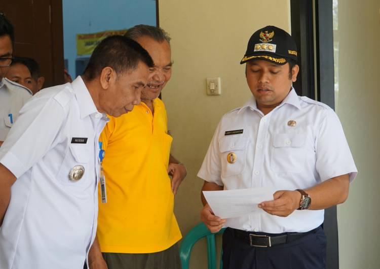 Arief Sewot, GOR Pedurenan Jadi Lahan Parkir
