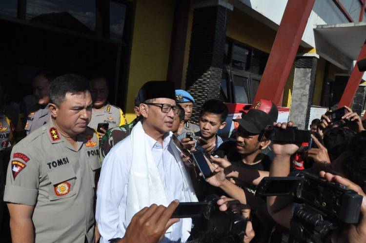 Pemprov Banten Segera Bantu Bangun Rumah Korban Tsunami