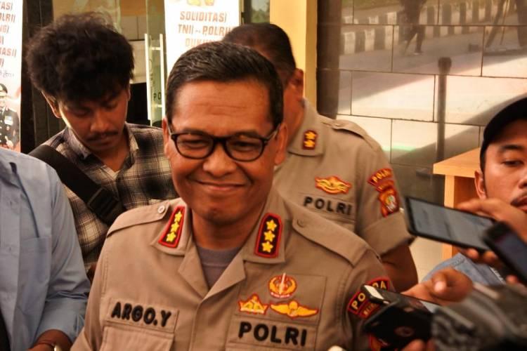 Disuap 45 Juta, Wasit Ditangkap Satgas Mafia Bola