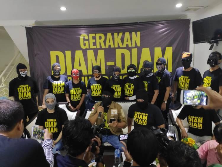 Pilpres 2019 Banyak Kebencian, Ada Gerakan Diam-diam Pilih Orang Baik