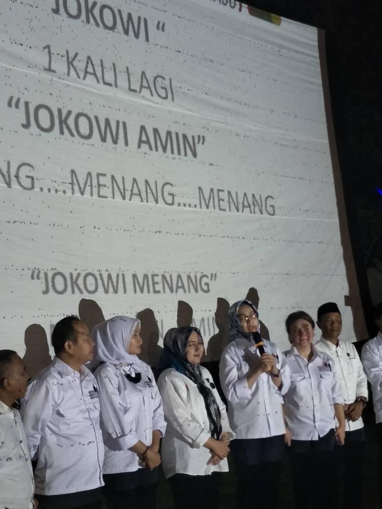 Jokowi Menang, Airin Pengen Jadi Wakil Presiden