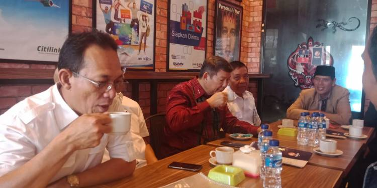 Adik Prabowo Sebut Kopi Lintong Ni Huta Paling Enak Sejagat