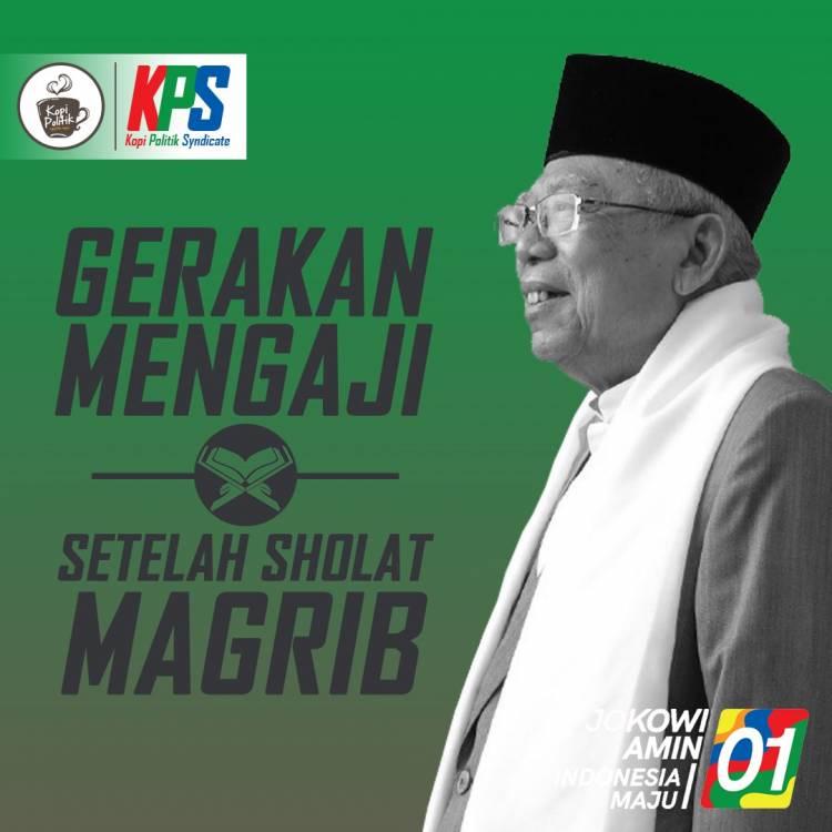 Deklarasi GNR Wilayah Banten, Gelorakan Budaya Gerakan Mengaji Ba'da Magrib
