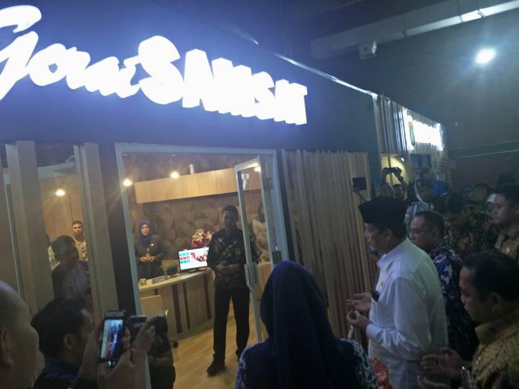 Hore..! Bayar Pajak Kendaraan Bermotor Kini Bisa di Gerai Samsat Tangcity Mall