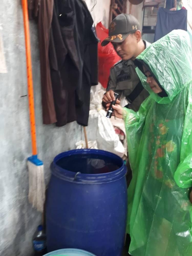 Serangan Demam Berdarah, Kedoya Selatan Gerebek Sarang Nyamuk