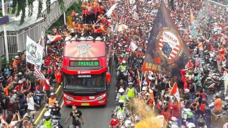 Titel Juara Diduga Sudah Diatur, Gelar Persija Jakarta Bakal Dicabut?