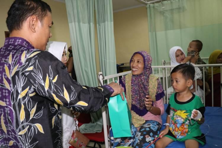Setahun Layani 6 Ribu Pasien, RSUD Pakuhaji Gelar Syukuran