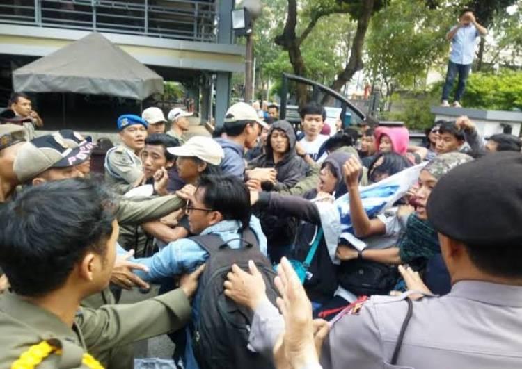 Demo Berdarah Soal Aspirasi Kesehatan, Dewan Kritik Pemkot Tangerang