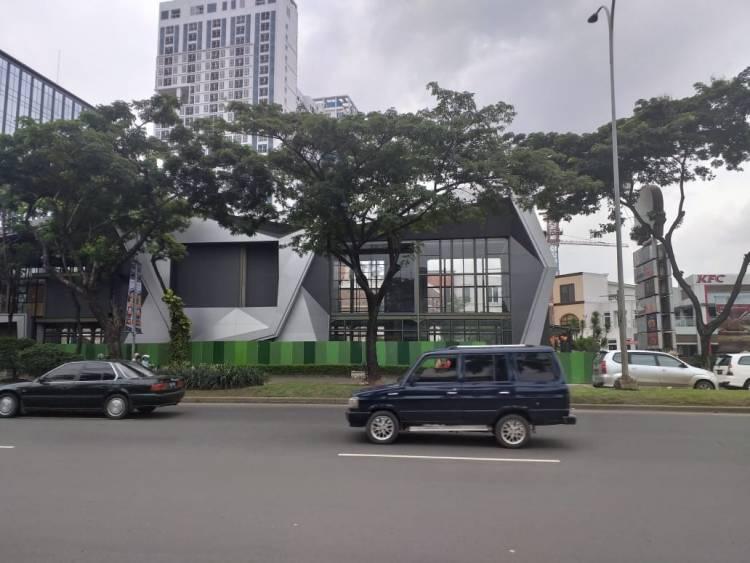 Viral Tak Punya IMB, Rekom BSD Square Tak Diperpanjang Satpol PP Tangsel