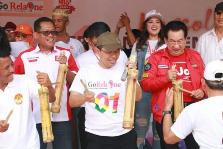 Menangkan Jokowi di Banten, Relawan Bergerak Bunyikan Kentongan