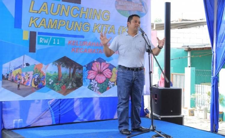 Arief Bangga Dijuluki Walikota Gila Taman (WAGIMAN)