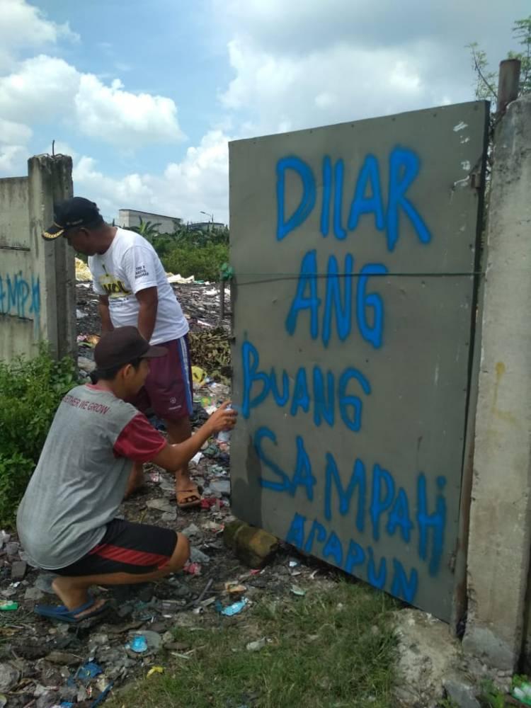 Warga Dumpit Hingga Jatiuwung Megap-megap, Limbah Pabrik Dibakar Sembarangan
