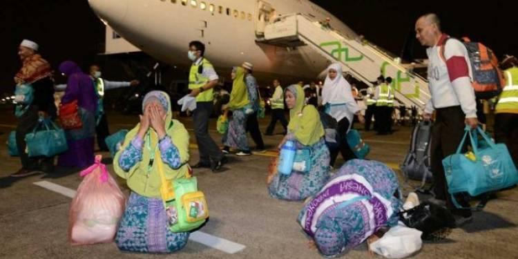 Sah.. Biaya Haji 2019 Rp 35 Juta