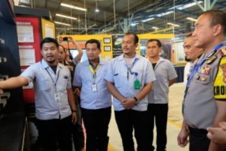 Viral Sol Sepatu Nike Bertuliskan Lafadz Allah, Polisi Cek Pabrik di Balaraja