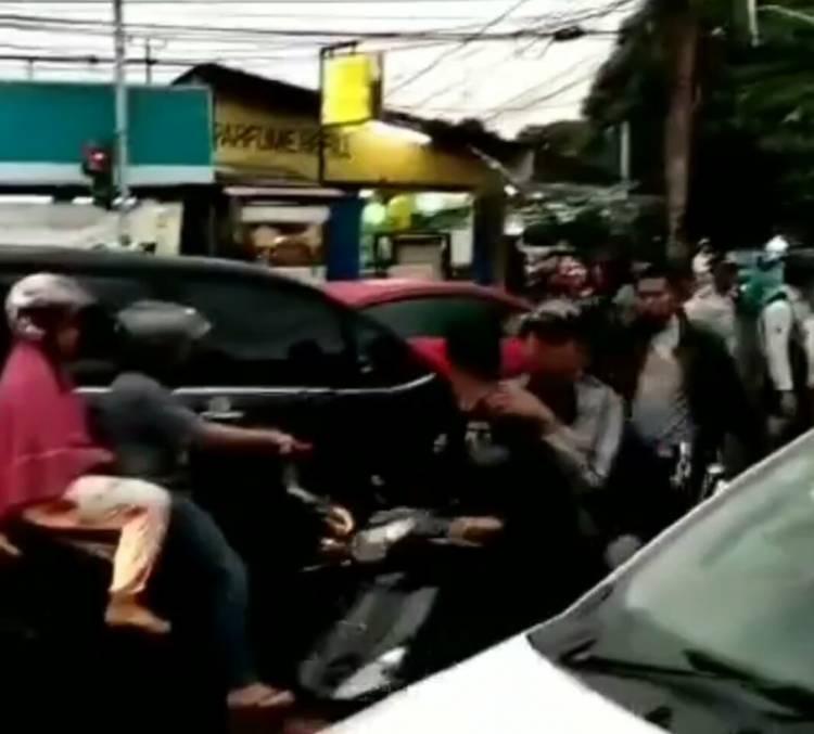 Petugas Dishub Diancam di Joglo, Polisi Buru Pelaku
