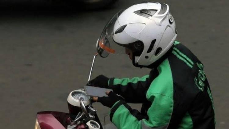 Ojol Ramai-ramai Tolak Larangan Penggunaan GPS Saat Berkendara