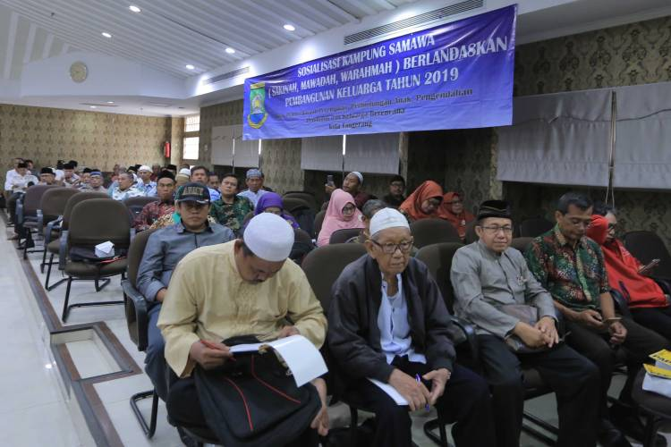 Cegah Populasi Janda Tambah Meledak,  Pemkot Tangerang Akan Bangun Kampung Samawa