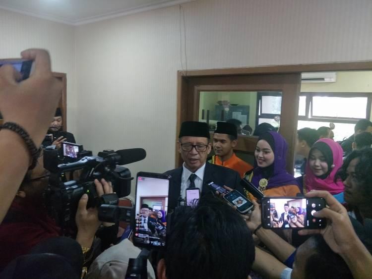 Gubernur WH Nostalgia, Siap Dukung Kota Tangerang Lebih Maju dan Berdaya Saing