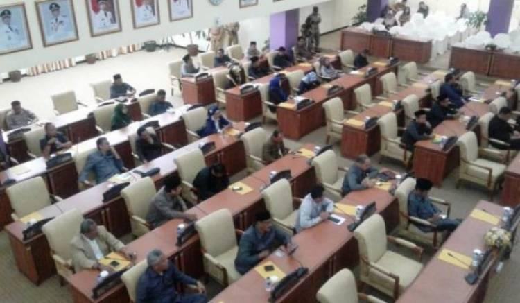 Giliran Kunker Ikut, Ada Rapat Bolos Lagi, Urat Malu Anggota DPRD Kab Tangerang Sudah Putus?