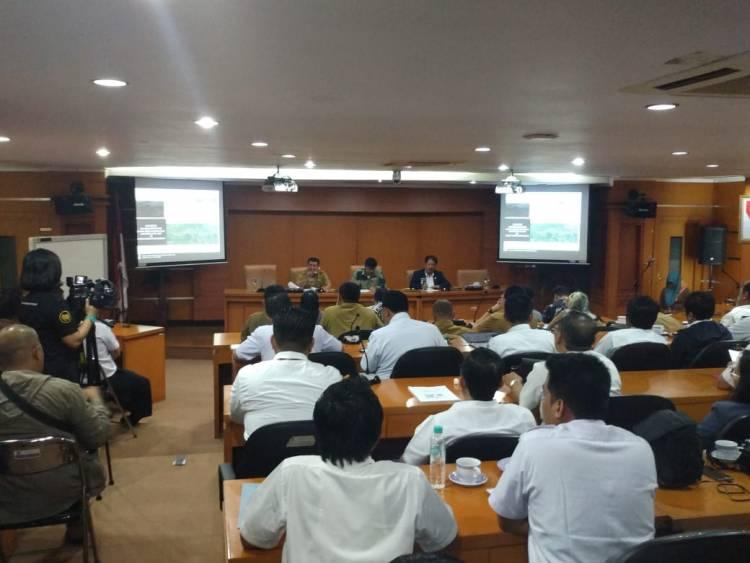 Komisi V DPR RI Siap Kawal Usulan Bangun Fly Over Bitung dan Cisauk