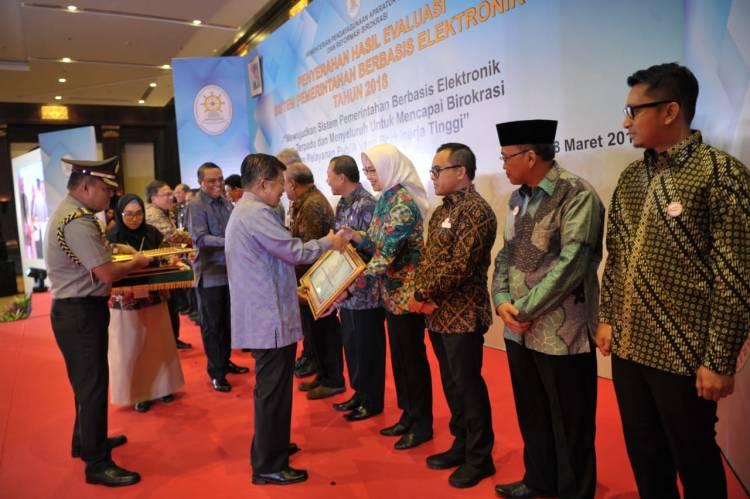 Tangsel Masuk 3 Besar Kota se-Indonesia, Raih Predikat Baik Terkait Evaluasi SPBE