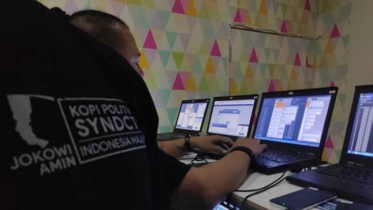 Tangkal Hoax Jelang Pencoblosan, Kopi Politik Syndicate Bentuk Tim Siber
