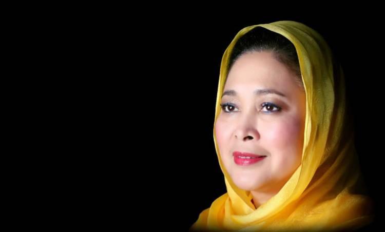 Titiek Soeharto Yakin Prabowo dalam Kondisi Sehat dan Baik