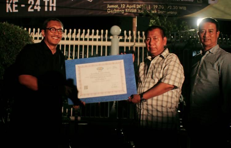 STISIP Yupentek Dapat Akreditasi B, Rektor : Semangat Untuk Memajukan Kampus