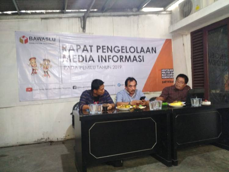 Kasat Intel Polresta Tangerang : Provokasi Dengan Melotot Selama Pencoblosan Bisa Ditindak