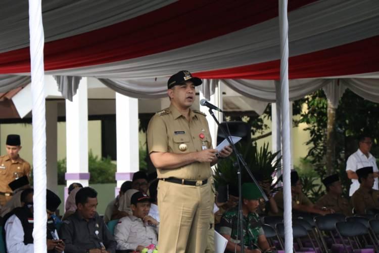Antisipasi Curang, Zaki Ajak Warga Deklarasi 'Desa Baru Wareng Perkasa' Awasi Pemilu