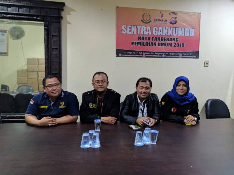 22 TPS di Kota Tangerang Bakal Pemilihan Suara Ulang