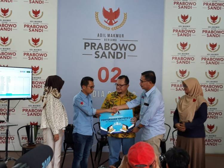 BPN Prabowo Girang, Masyarakat Kumpulkan C1 Kawal Hasil Pemilu